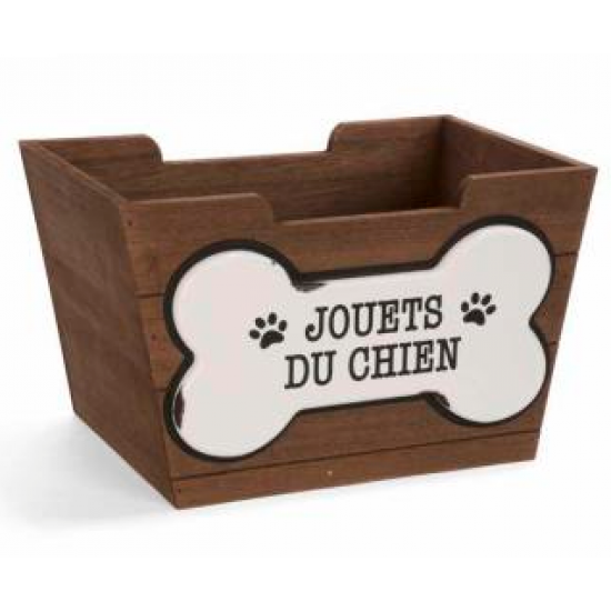 boite de rangement jouets du chien enligne ta d co. Black Bedroom Furniture Sets. Home Design Ideas