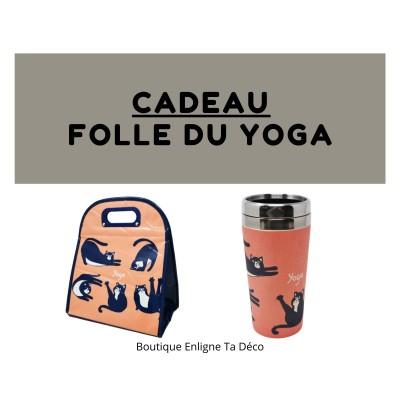Cadeau Folle Du Yoga