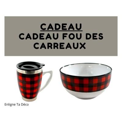 Cadeau Fou Des Carreaux