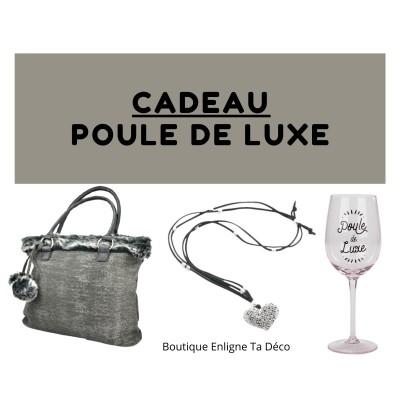 Cadeau Poule De Luxe