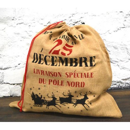 Sac Livraison Spéciale Du Pôle Nord