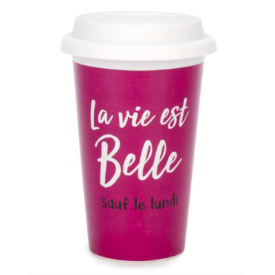 Tasse De Voyage La Vie Est Belle