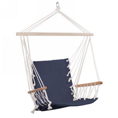 Chaise Hamac Bleu Denim
