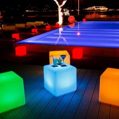 Cube Lumineux Magika