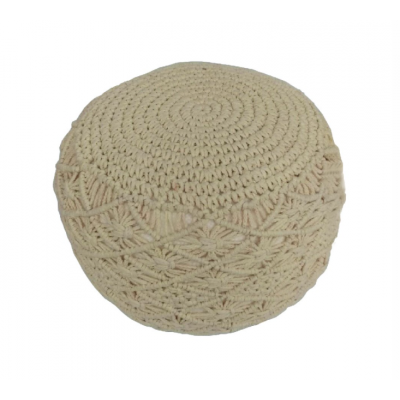 Pouf Losange Naturel