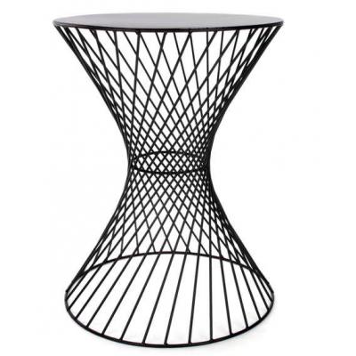 Table Métal Noir