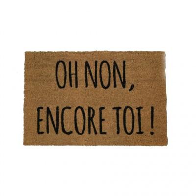 Tapis D'entrée Oh Non, Encore Toi
