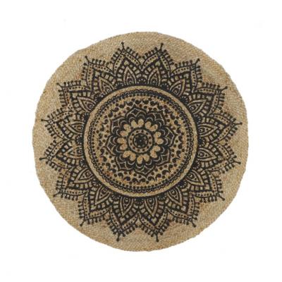 Tapis Rond Mandala