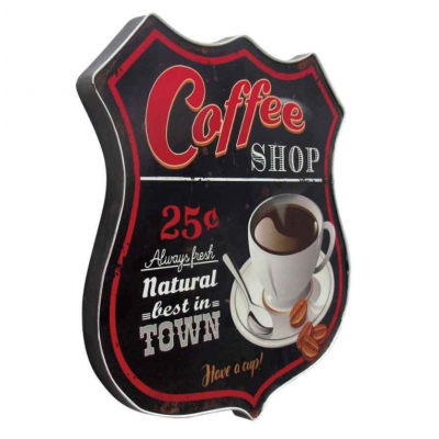 Cadre Vintage Coffee Shop
