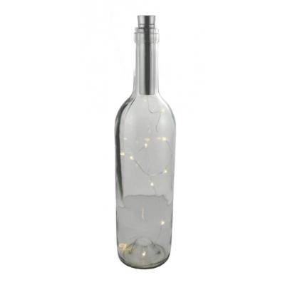 Lanterne bouteille Led