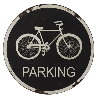 Affiche Bicycle Parking