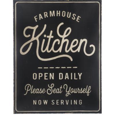 Cadre Métal Farmhouse Kitchen