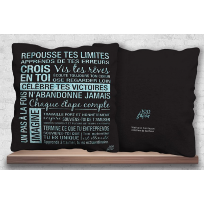Coussin Inspire Toi