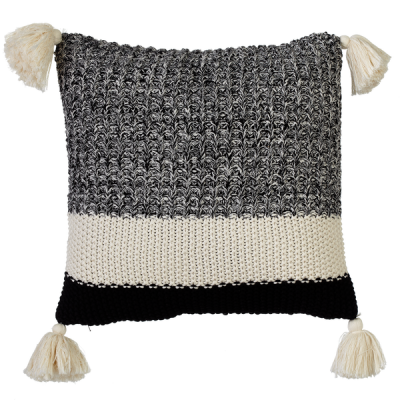 Coussin Tricot