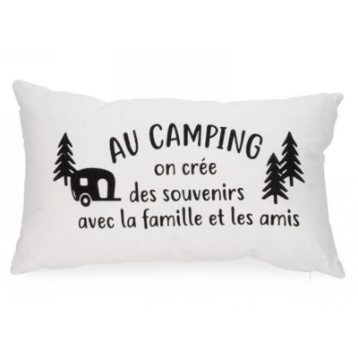 Coussin Au Camping