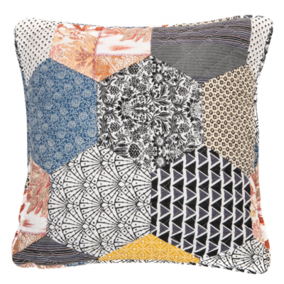 Coussin Patchwork Abee