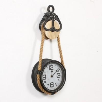 Horloge Sur Poulie