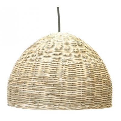 Lampe Suspendu Rotin