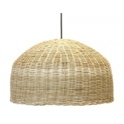 Lampe Suspendu Rotin Large