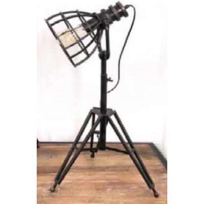 Lampe De Table Industrielle Ted