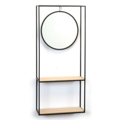 Miroir Étagère