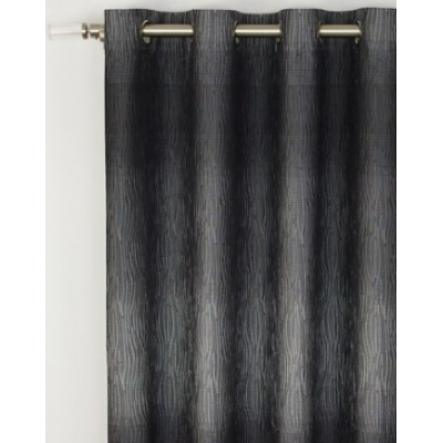 Rideau Ombre Charcoal